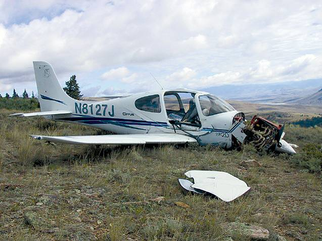 Aircraft Accidents AIrcraft To Blame  PPRuNe Forums